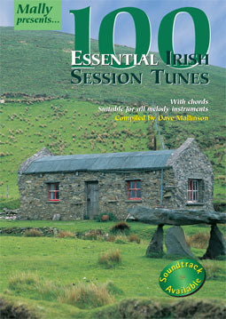 100 Essential Irish Session Tunes CD - TheReedLounge.com
