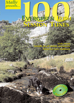 100 Evergreen Irish Session Tunes CD - TheReedLounge.com