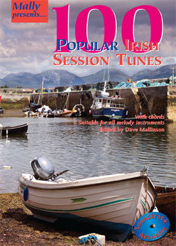 100 Popular Irish Session Tunes CD - TheReedLounge.com