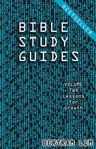 Bible Study Guides Volume 2