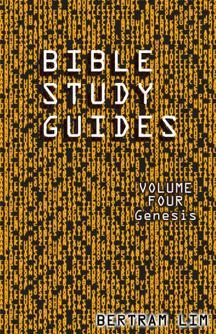 Bible Study Guides Volume 4
