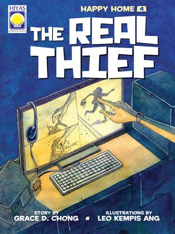Happy Home #4: The Real Thief
