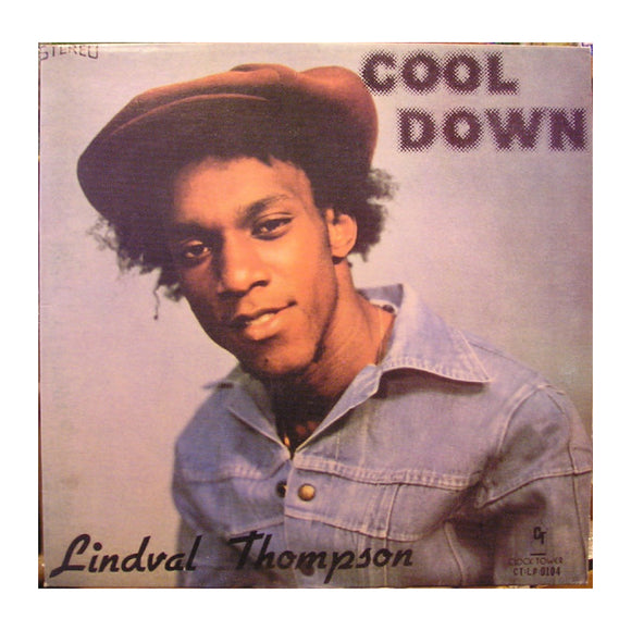 Lindval Thompson - Cool Down LP - MeMe Antenna
