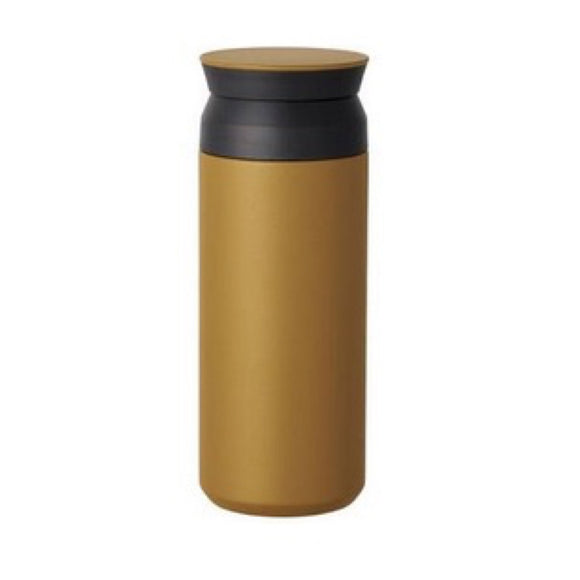 Kinto - TRAVEL TUMBLER 500ml/17oz Coyote - MeMe Antenna