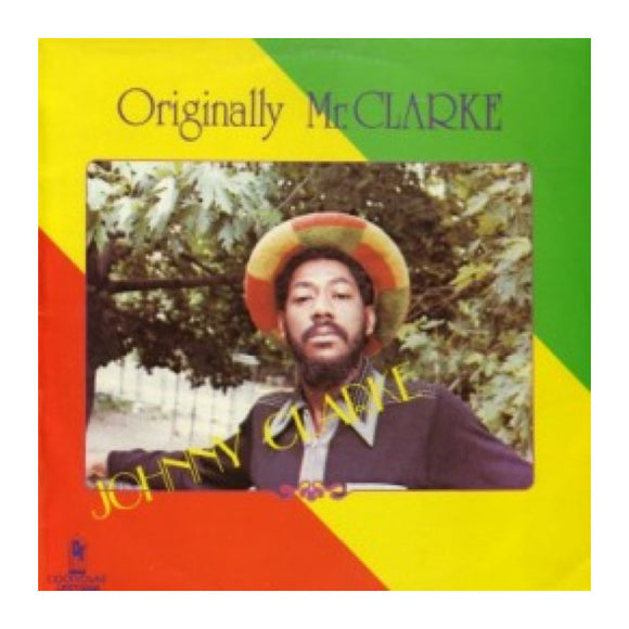 Johnny Clarke - Originally Mr. Clarke - MeMe Antenna