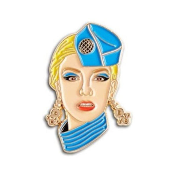 Enamel Pin : The Found - Britney - MeMe Antenna