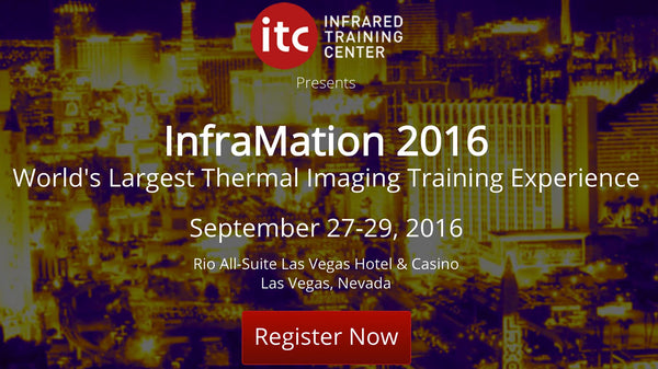 World's Largest Thermal Imaging Training Experience