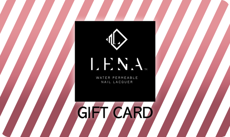 LENA Nail Polish Gift Card