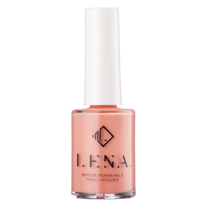 LENA - Breathable Halal Nail Polish - Cover Girl - LE85