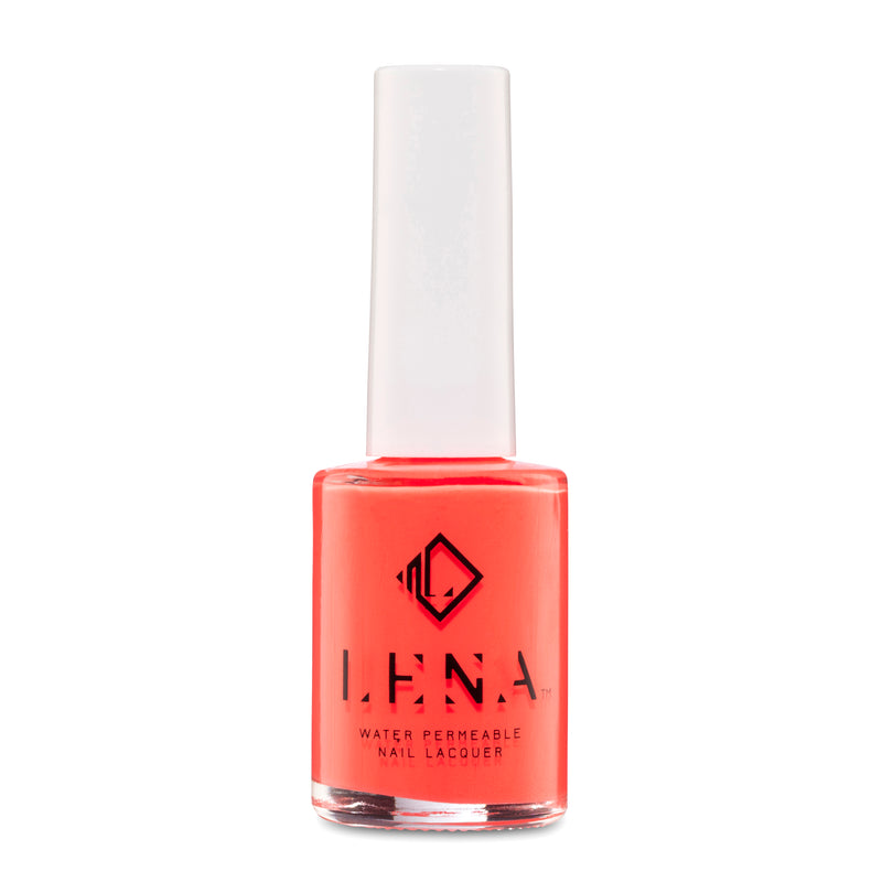 LENA Neon Breathable Halal Nail Polish - Hue Are You? - LE219