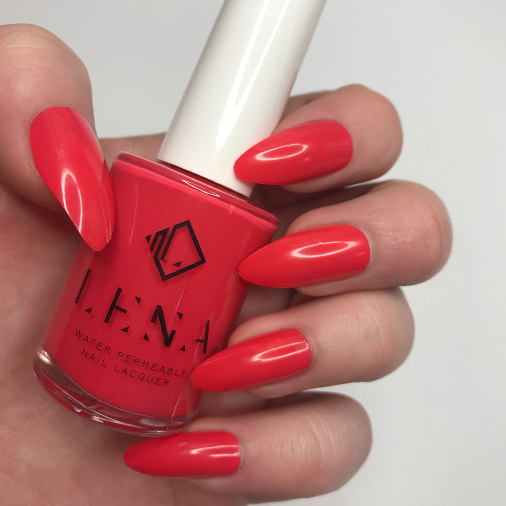 Breathable Halal Nail Polish - It Girl - LE120 by LENA