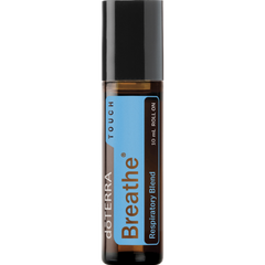 doTERRA CPTG Breathe Touch Essential Oil Blend 10ml