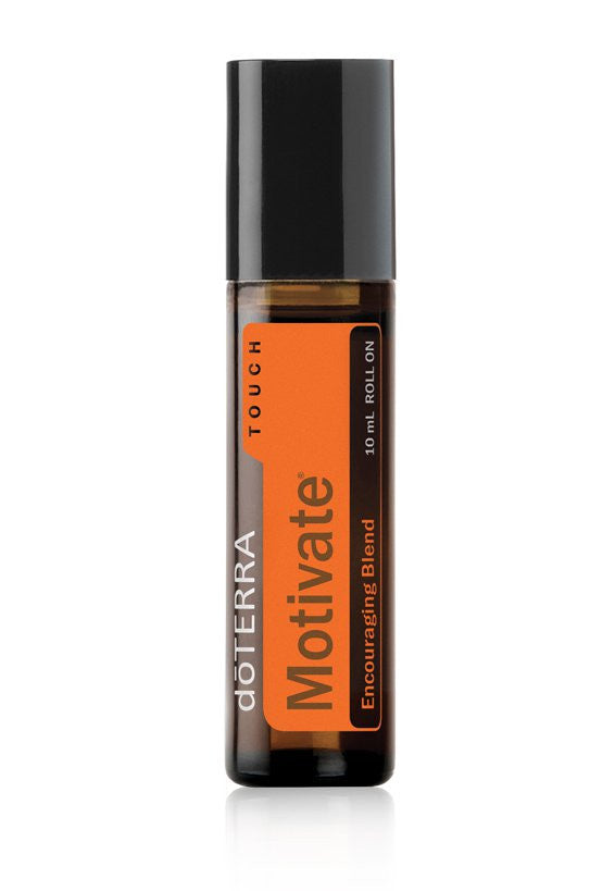 doTERRA CPTG Motivate Touch Encouraging Essential Oil Blend 10ml