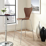 Errol Bar Stool (Walnut)