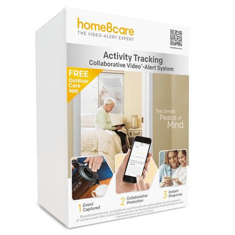 Home8 Smart Health Activity Tracking System Package - Home8