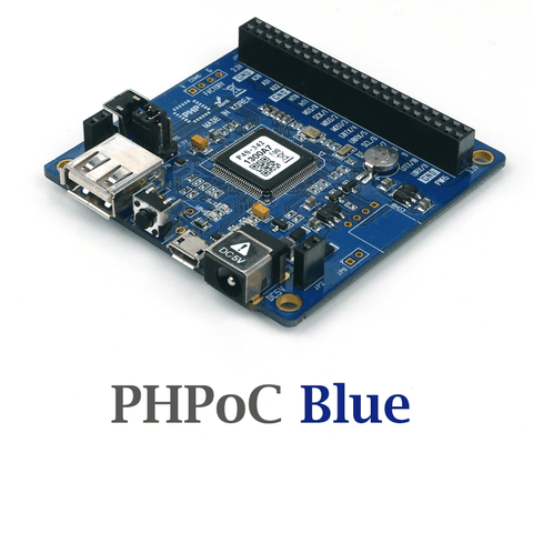 Sollae Systems PHPoC Blue PHPoC Blue (P4S-342) - IOT Development Board