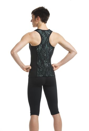 Racer-Back with Kara Lace - AW307KL