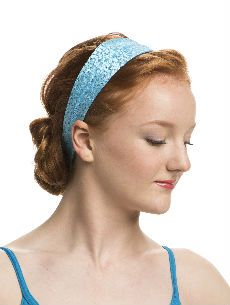 Ladies Headband in Mosaic Lace - AW702MS