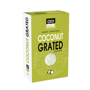 Organic Grated Coconut - 350g