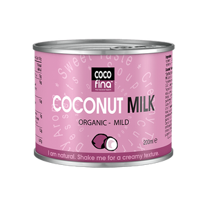 Organic Coconut Milk - Mild - 200ml