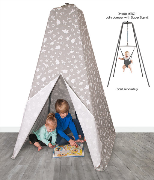 Teepee Tent (for Jolly Jumper with Super Stand)