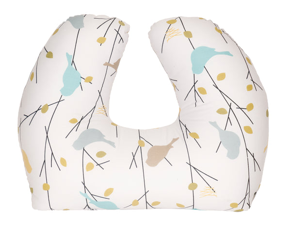 Baby Sitter Nursing and Play Cushion - Birdies