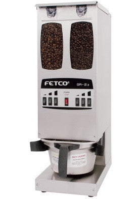 FETCO GR 2.3 DUAL HOPPER - Java Exotic Imports