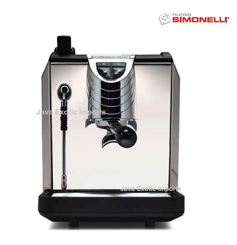 Simonelli OSCAR II Espresso Machine - Black - Java Exotic Imports