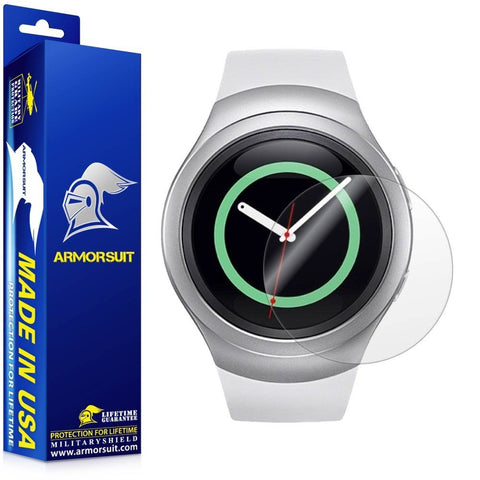 Samsung Gear S2 Screen Protector (2-pack)