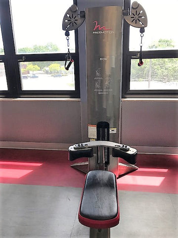 Freemotion Row Weight Machine (Used)