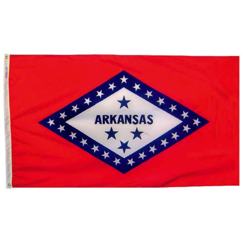 Arkansas State Flag - Nylon