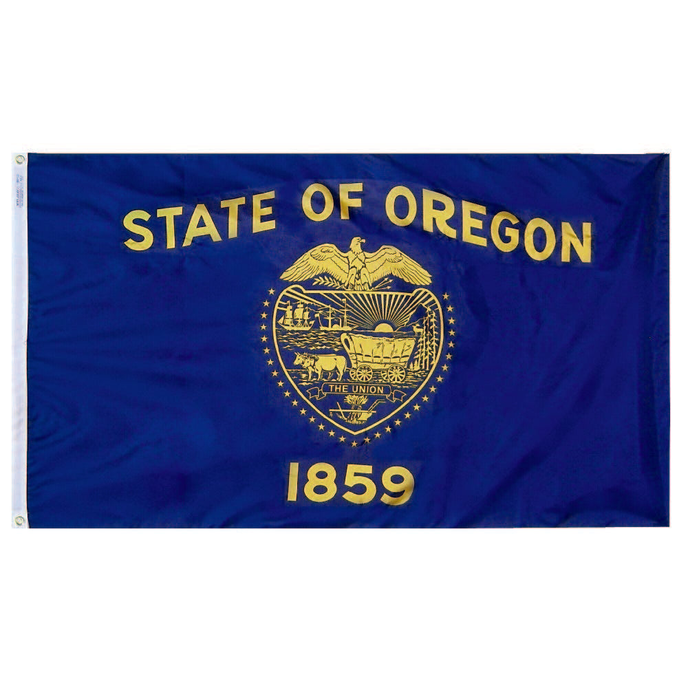 Oregon State Flag - Nylon