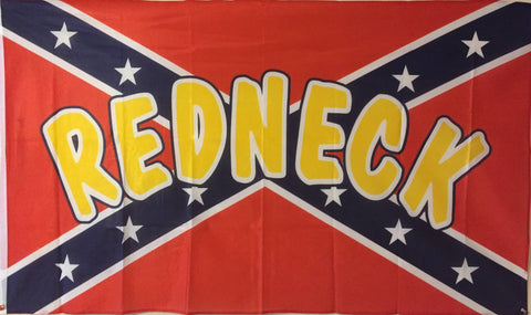 """Redneck"" Confederate Flag"