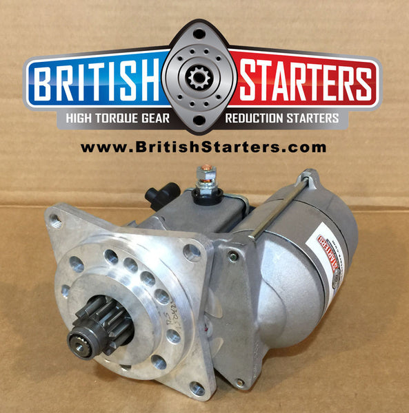 MGB Land Rover v8 High Torque Gear Reduction Starter
