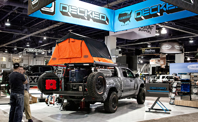 SEMA 2018 Recap. OR...Tales from the Upper South Hall