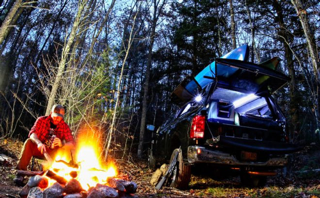 Live Out of Your 4X4 With These Truck-Bed Products