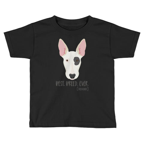 Bull Terrier Kids Short Sleeve T-Shirt