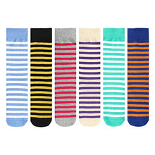 RIORIVA Mens Socks Cotton Rich, Mens Calf Colourful Patterned Luxury Designer Socks