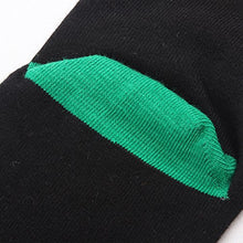 Men's BLACK DRESS Socks, Seamless Toe Closure and Arch support Multi Performance socks
