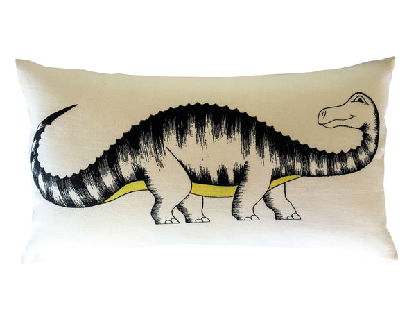 Kids Cushion Diplodocus