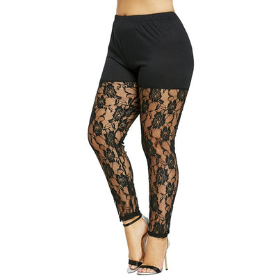 Curvestyles Leggings CS9071