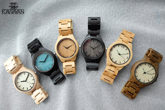 The Kawayan All-Bamboo Collection