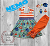 Outfit - Nemo and Dory outfit