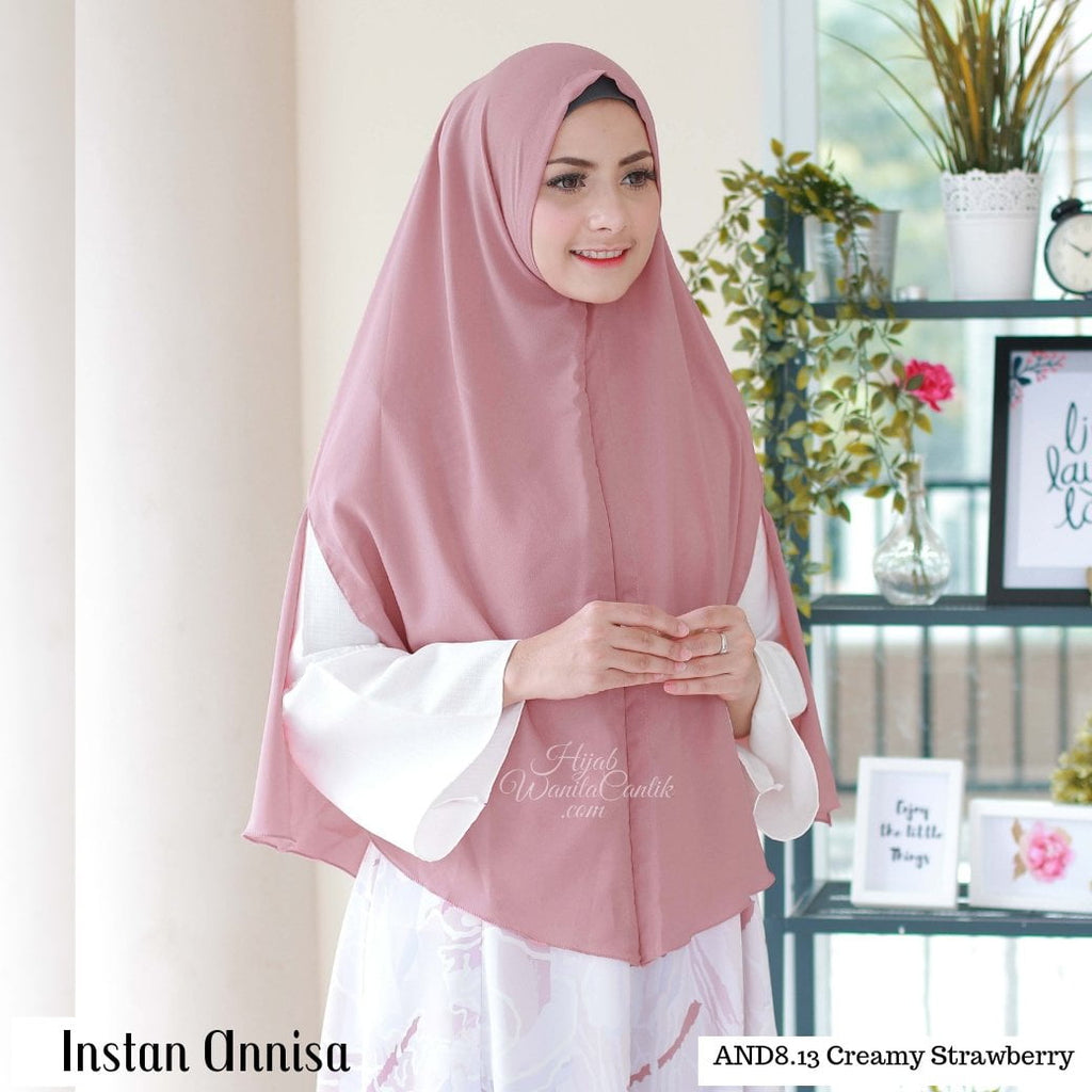 Instan Annisa  - AND8.13 Creamy Strawberry