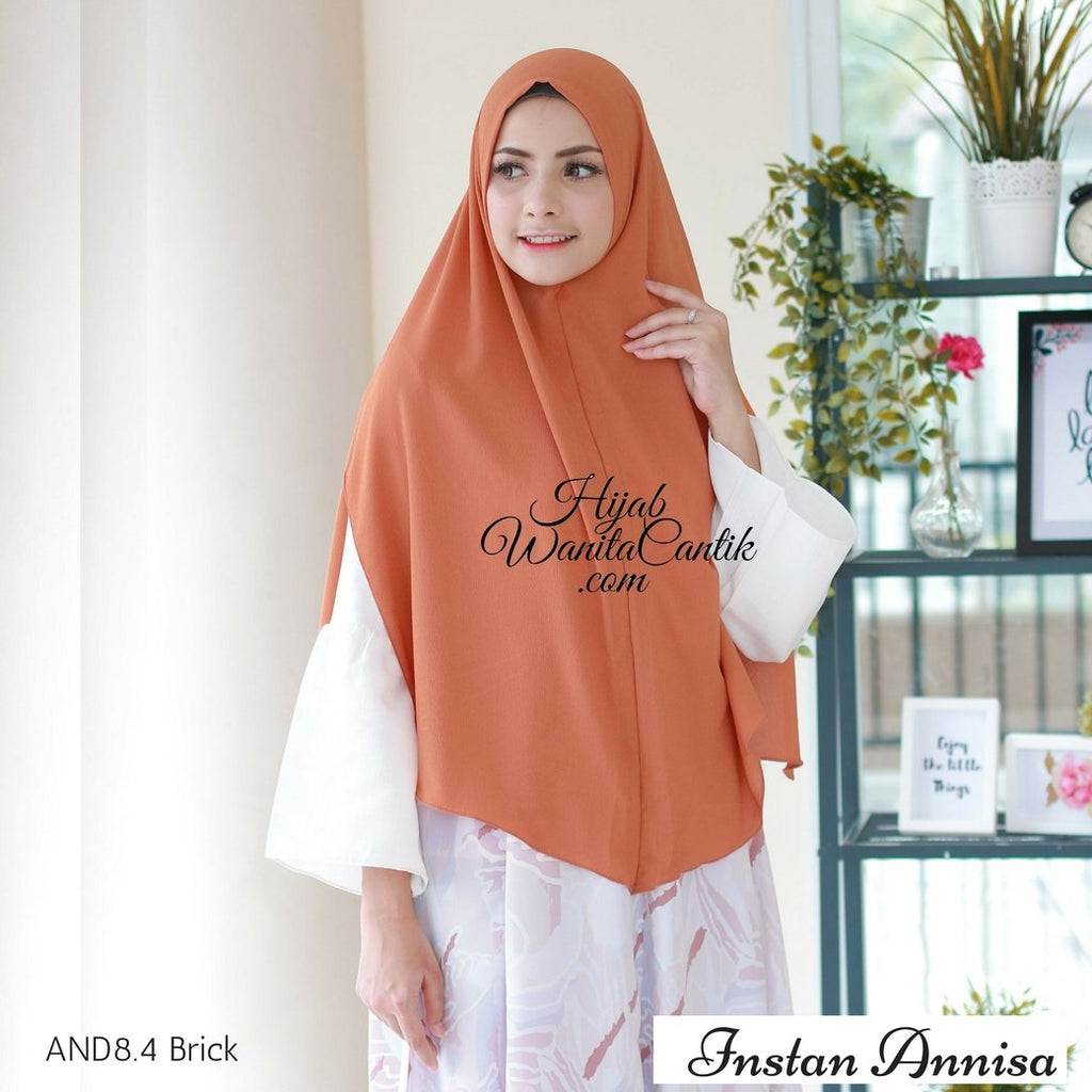 Instan Annisa  - AND8.4 Brick