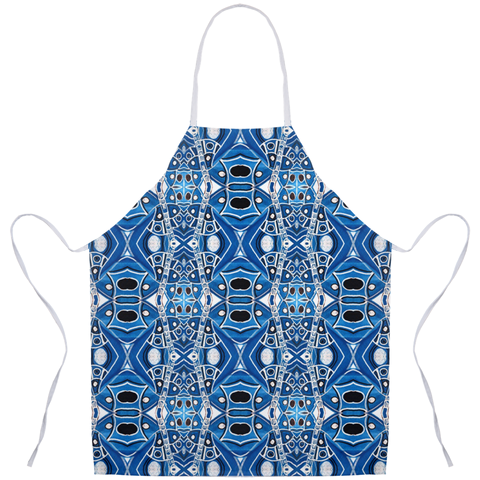 'Tangled Up In Denim' Aprons