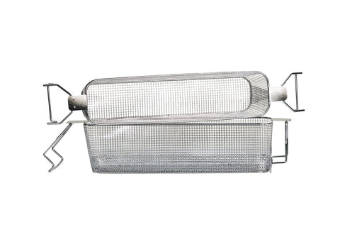 Crest CP1200 Stainless Steel Mesh Basket - Ultrasonic Accessory