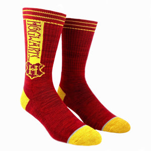 Socks - Harry Potter Hogwarts Vertical Socks