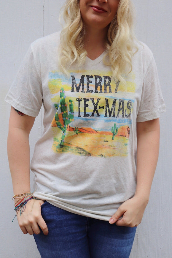 Last Call Tex-Mas Christmas Tee