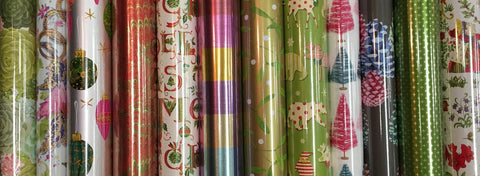 Holiday Wrapping Tips